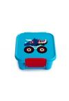 LITTLE LUNCH BOX CO. - MINI Monstertruck mit 2facher Unterteilung und inklusive Trennsteg